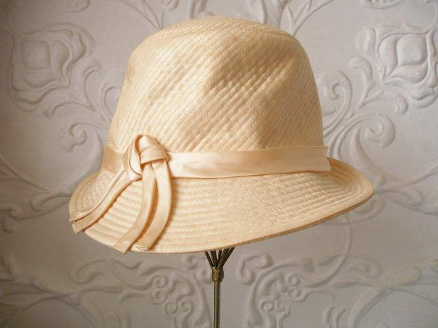 You can leave your hat on: With the spring racing carnival fast approaching don't miss your chance for quality that lasts. www.vintagehatsandaccessories.com
