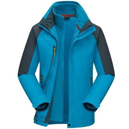 Winter Camping Hiking Jacket For Men and Women, AM145 #hikejacket