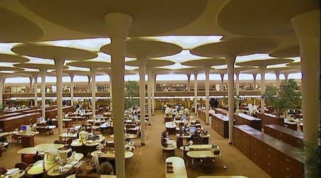 Frank Lloyd Wright - Johnson Wax Campus