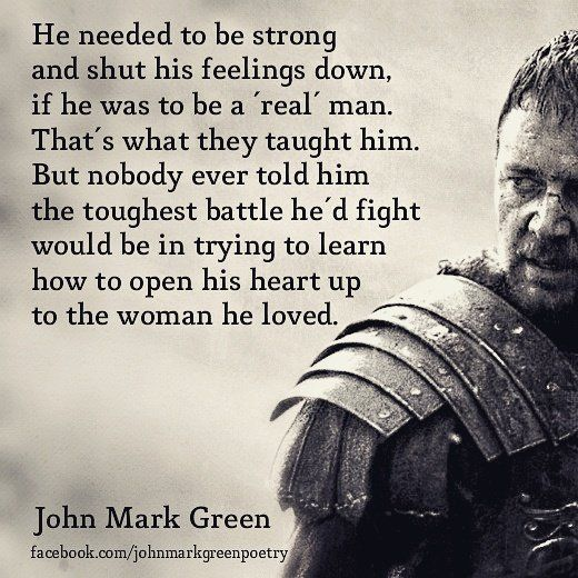 Image result for quotes about strong silent men