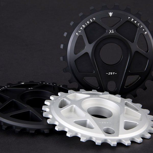 DETAILS: http://bmxunion.com/daily/sneak-peek-fly-bikes-tractor-xl-sprocket/  Sneak Peek: Fly Bikes - Tractor XL #BMX Sprocket