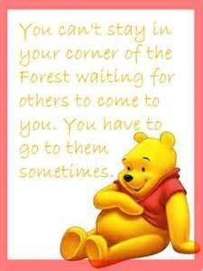 Not gonna lie, Winne the Pooh has said some wise things in his time. #quote