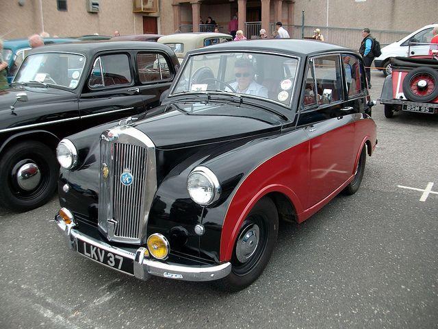 1952 Triumph Mayflower Autos Antiguos 1950 Al 1969