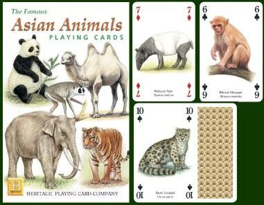 - Unique playing cards with themed decks - A variety of themes to choose from - From animals to plants, and even gems or fossils - Each card has it's own picture to go along with that theme - Add a sp