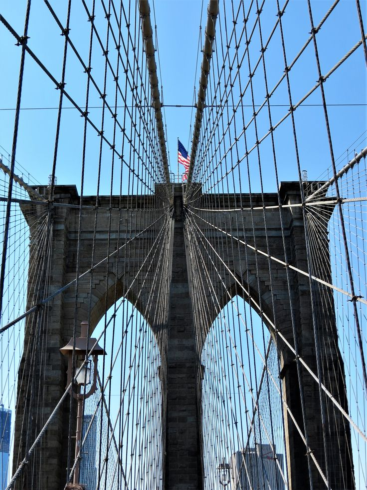 Pont de Brooklyn (photo personnelle)