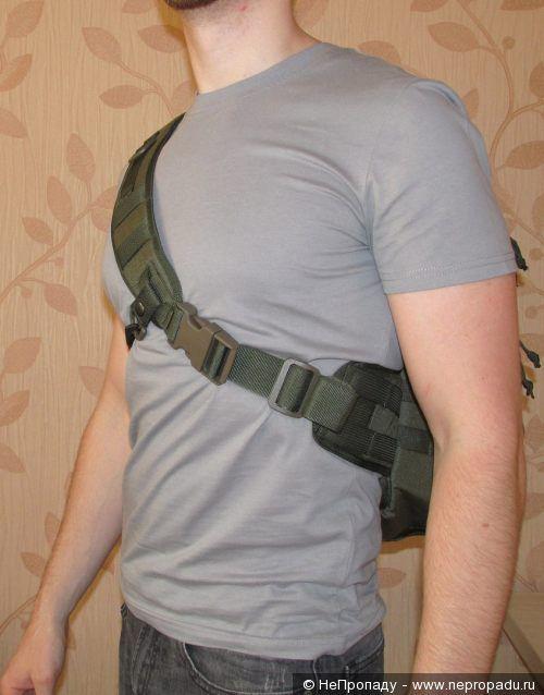 Однолямочный рюкзак своими руками / Мастерская / НеПропаду