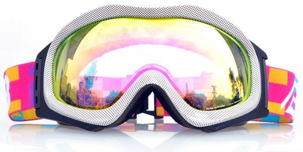 Pas cher Nouvelle arrivée 100% protection UV lunettes de ski lunettes de ski lunettes, Acheter  Ski Lunettes de qualité directement des fournisseurs de Chine:            1, Originaire de Taiwan                           2, TPU cadre et double lentille PC