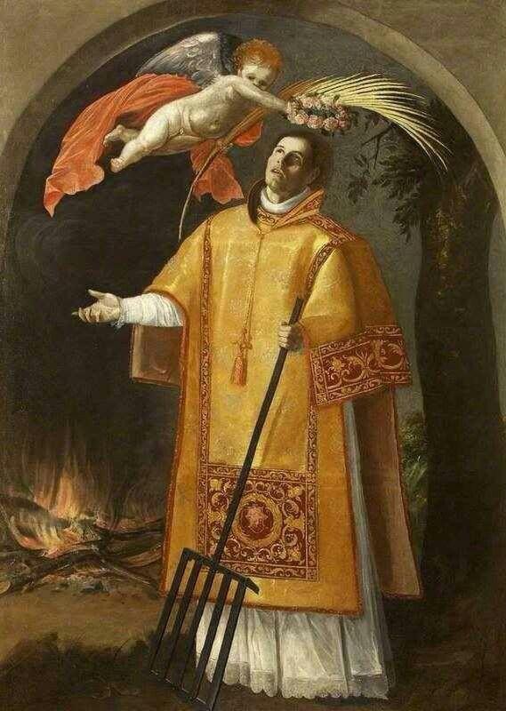 San Lorenzo, mártir