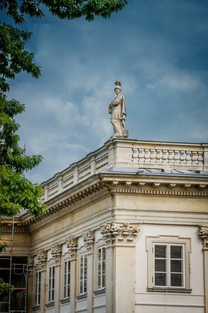 The Royal Baths, Warsaw, Poland