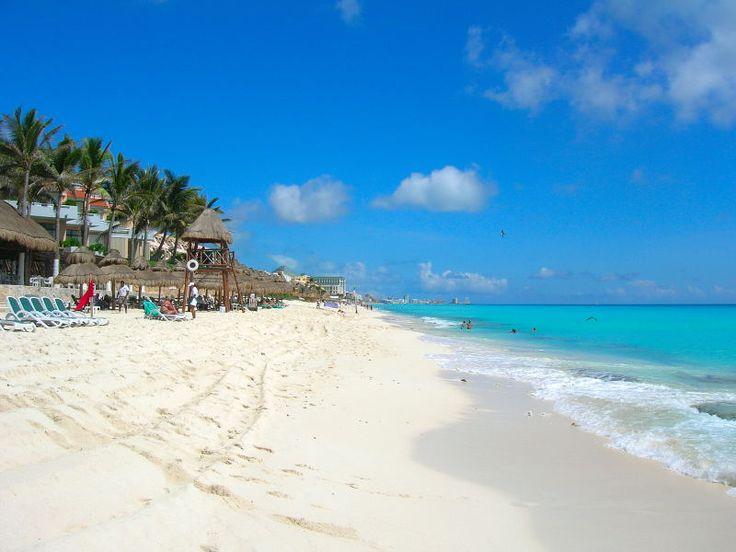 Cancún es un lugar maravilloso para escaparse, tomar un descanso y olvidarse del trabajo. Reserva ahora!