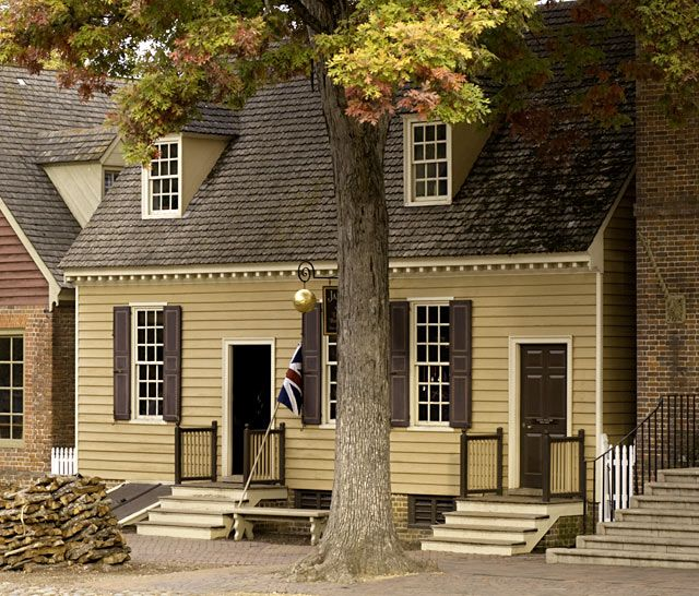 Colonial Williamsburg Exterior Paint Colors Colonial Williamsburg ...