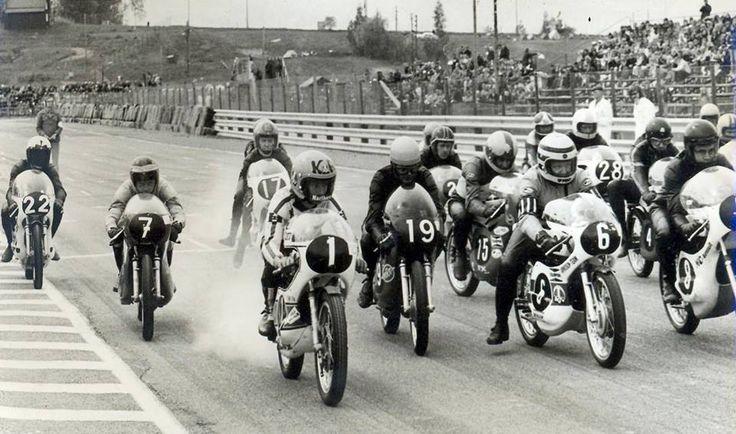 Karlskoga, Sweden 1974, 125cc