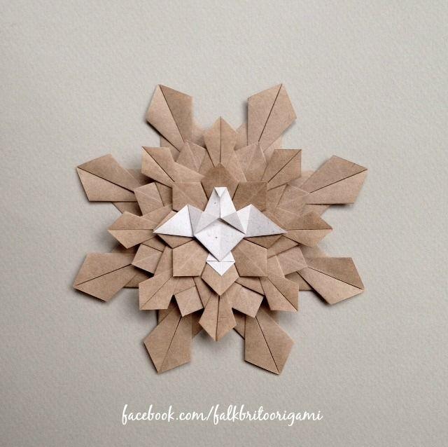 Falk Brito Origami: Um amor que faz seguir...