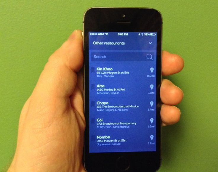 Restaurant Payments App Cover Raises $5.5 Million From Spark Capital | TechCrunch