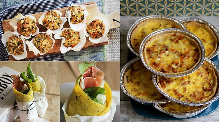 Ten delicious lunches to take to work - Godt.no - find something good to eat