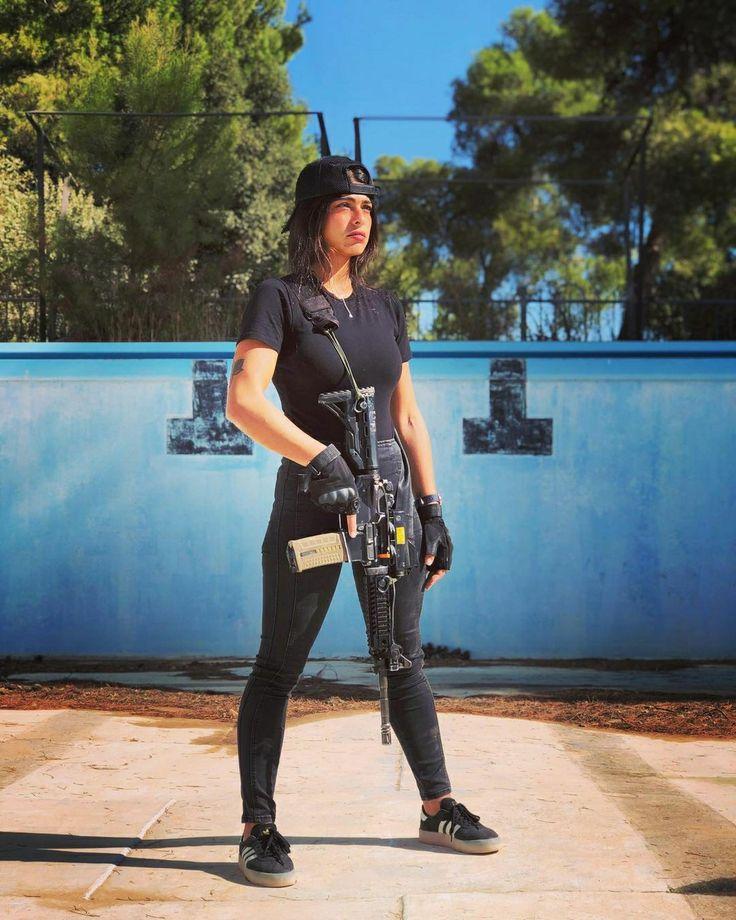 Brass Burns | Kylee Kills It [NNSFW] | Women, Military