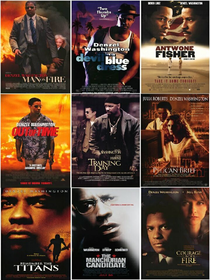 Whats The Best Denzel Washingtons Movie