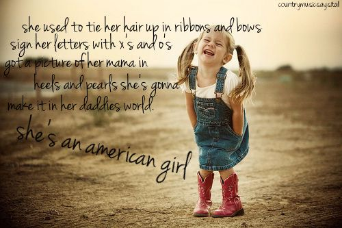 American Girl by Trisha Yearwood
