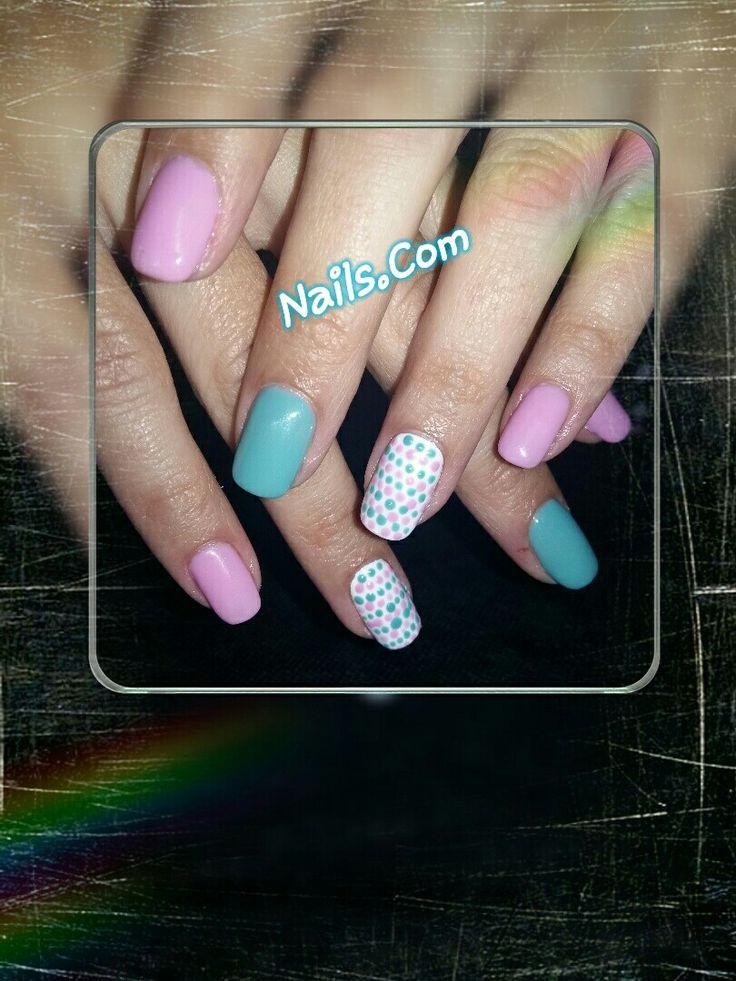 Nele Acrylic Gel Overlays