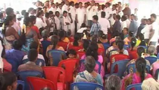 Tamilnadu Telugu Yuvashakti Election