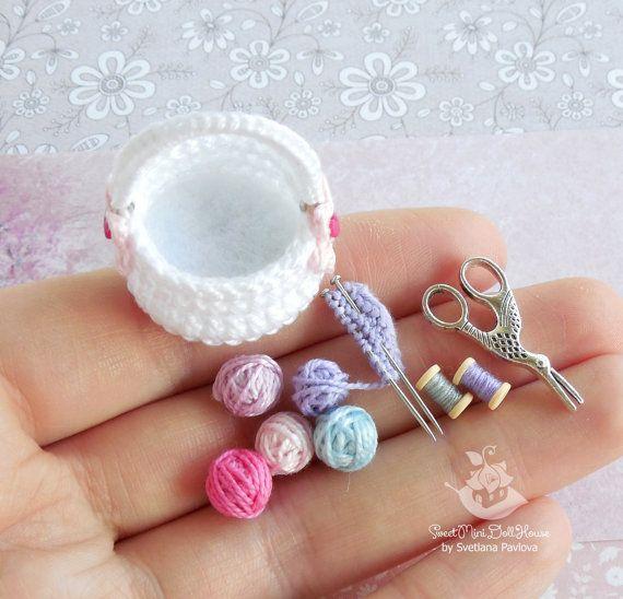 Manualidades para muñecas y casas de muñecas por SweetMiniDollHouse