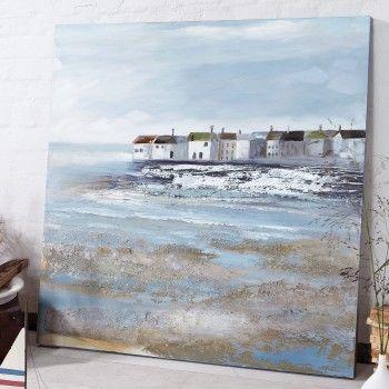 Maritime Gemaelde, Acrylbild, acrylbilder kaufen, wohnzimmer bilder