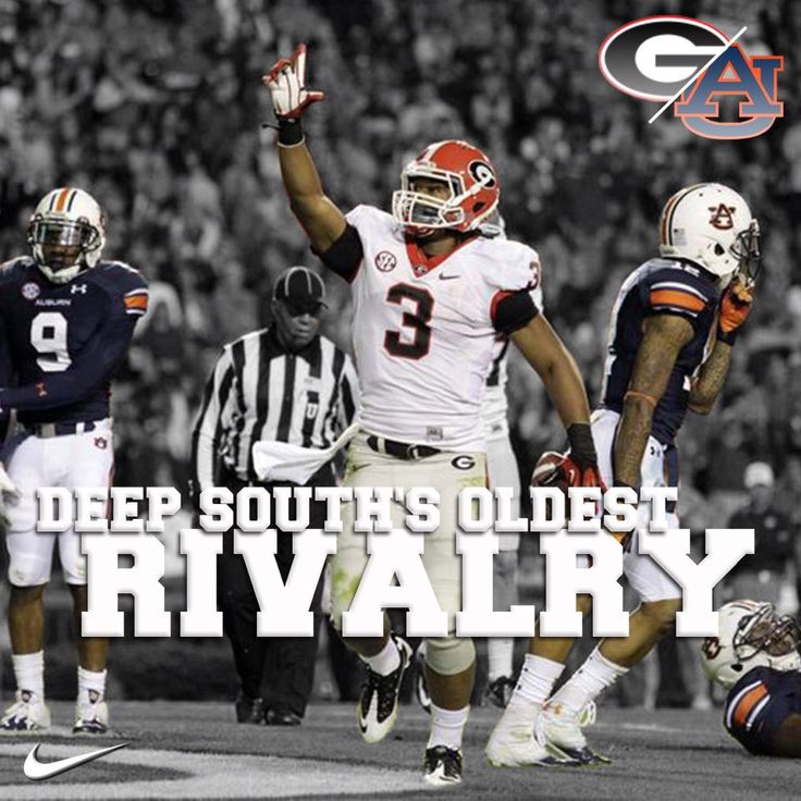 Georgia vs Auburn, Saturday, November 16, 2013.  Game starts at 3:30 (ET) and will televised on CBS.  We'll be there!  Go DAWGS!!