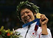 Ayumi Tanimoto !❤ Olympic Gold in Athenes