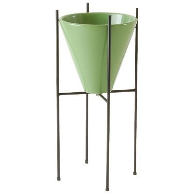 Architectural Pottery MS2 Metal Planter Stand by Vessel USA