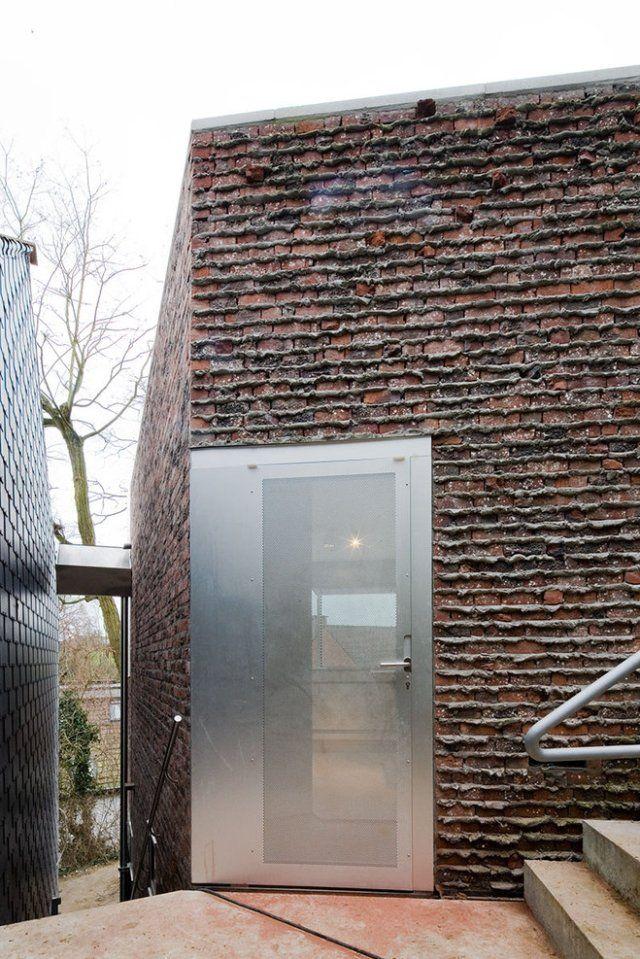 Pierre Hebbelinck > Maison Stine-Gybels, Bruxelles, Belgium