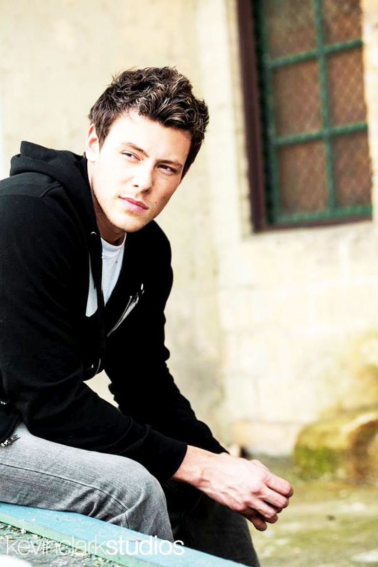 Rip Cory Monteith...