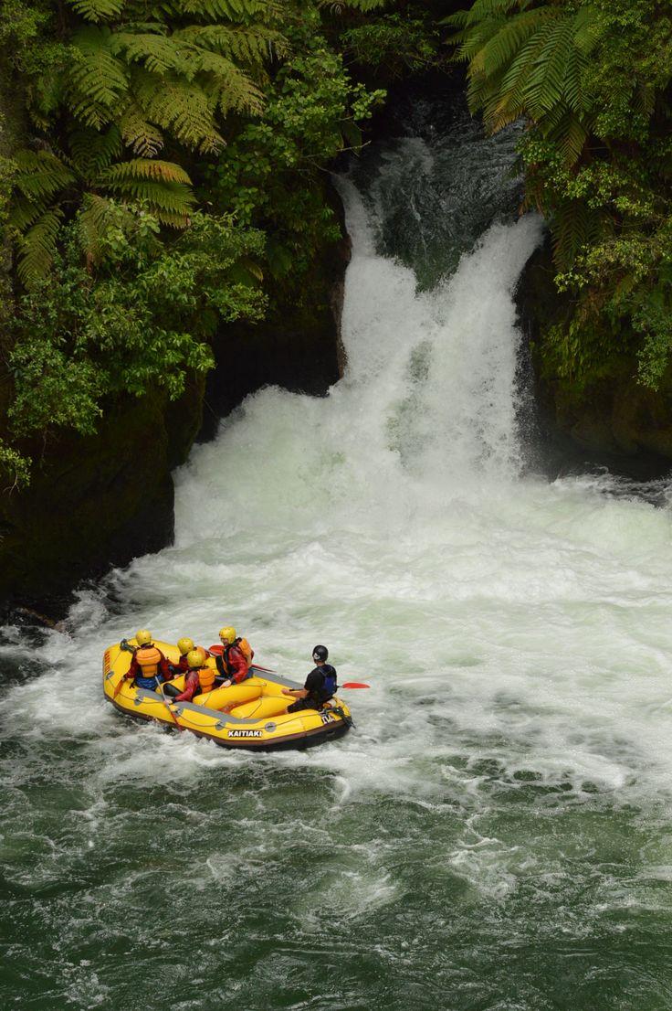 #Kaitiaki #rafting #waterfall #nature #river #adventure