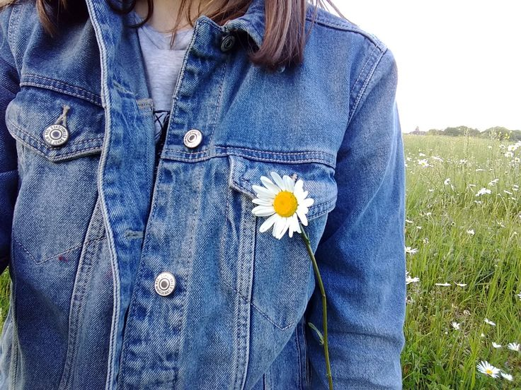 Daisy and denim