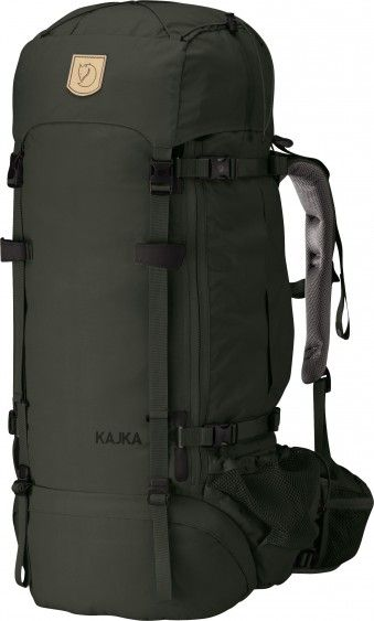 I got this bag in the 75 l version (thanks to my brother) and I can tell you some details now: What a quality. What a design. I am truly impressed by this pack. Spacy, organised, modern features like adaptable shoulder-width etc..  Truly a bag for a lifetime!