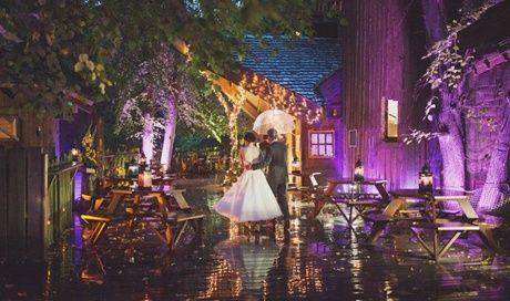 Alnwick Garden | Treehouse Weddings