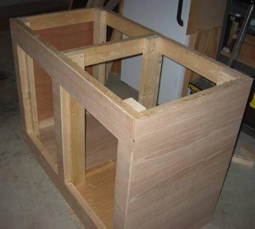 Aquarium Stand Plywood