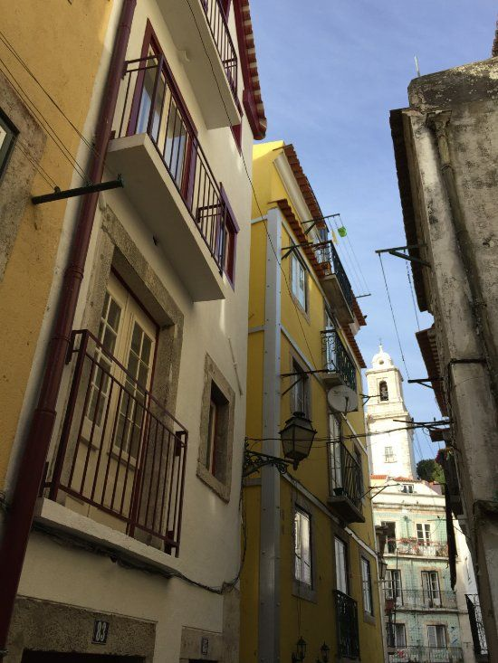 Staying at Airbnb in Alfama - great area - Avaliações de viajantes - Alfama - TripAdvisor