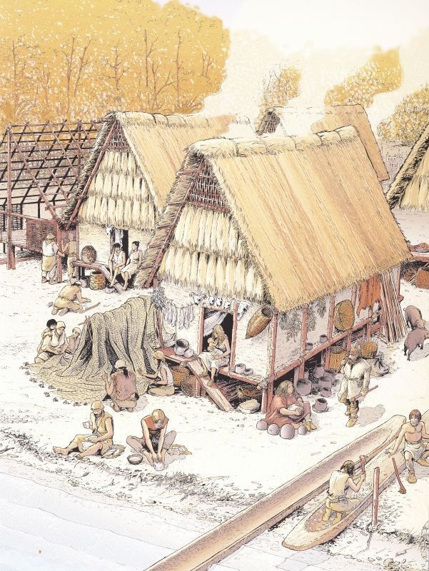 life in neolithic communities Neolithic cultures, overview (archaeology of ancient  way of life based on village communities,  allowed these neolithic communities to subsist.