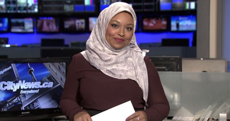 "CANADA CELEBRATES HIJAB-WEARING NEWS ANCHOR WHILE CHRISTIAN CROSSES ARE BANNED Former CNN host: ""Any guesses which channel told me it was ""inappropriate"" for me to wear my cross on air?"""