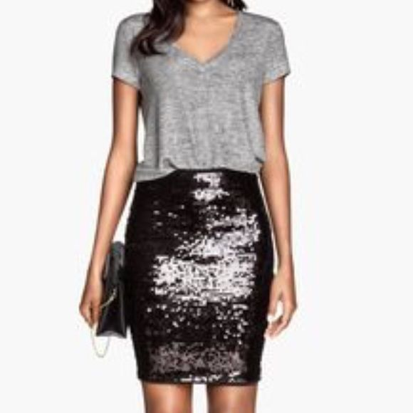 17 Best ideas about Sequin Pencil Skirt on Pinterest | Sequin ...