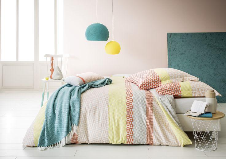 29 best collection blanc 2017 images on pinterest linens. Black Bedroom Furniture Sets. Home Design Ideas