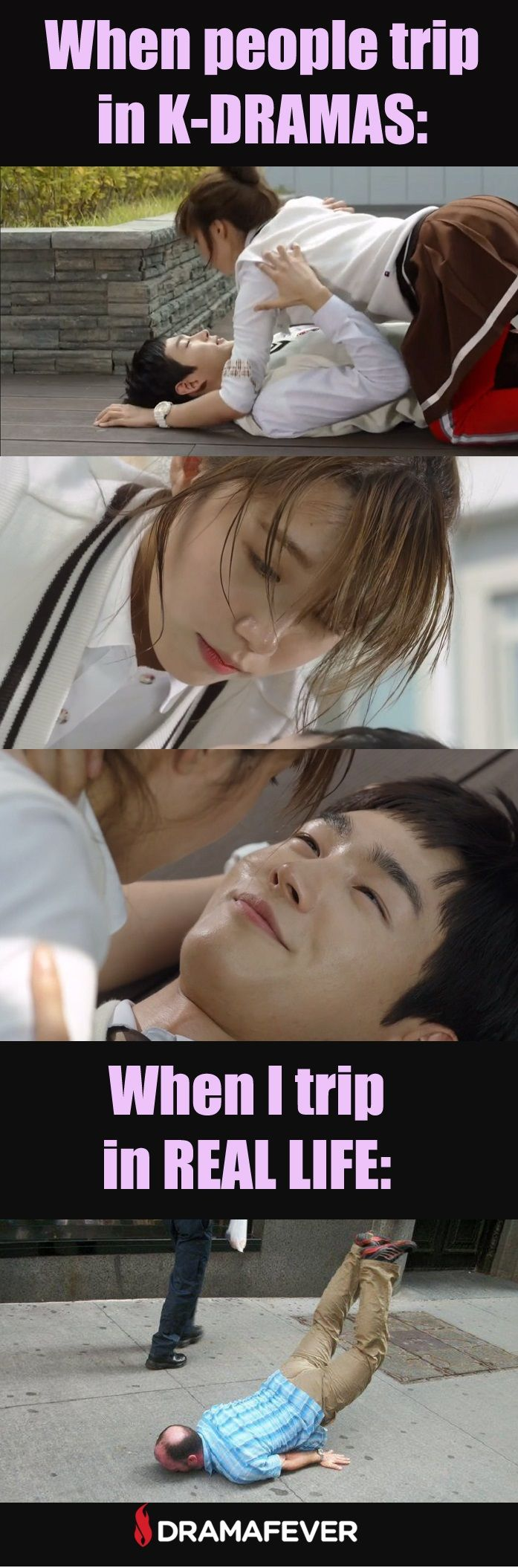 If only life were like a K-drama...Watch Eunji and Lee Won Geun in the cute series Cheer Up on DramaFever!