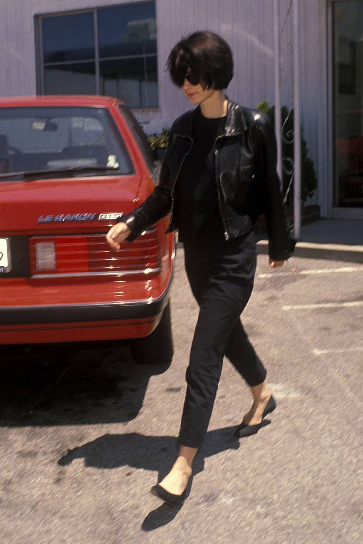 Fall Inspiration 90s Winona Ryder - How to Look Like Winona Ryder - Elle