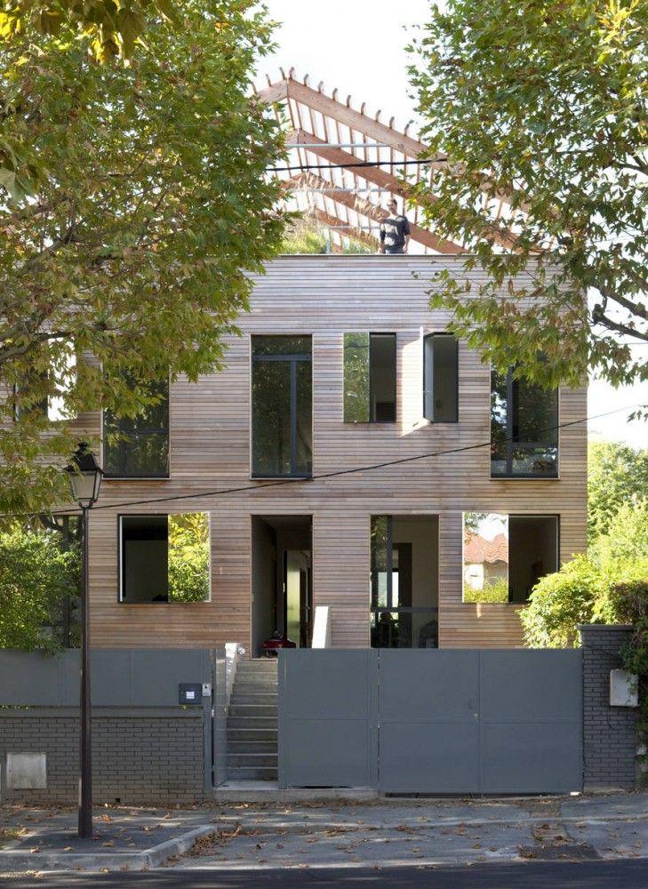 Eco-durable Maison / Djuric Tardio Architectes