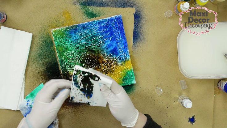 Maxi Decor   Color Spray Πάστα Διαμόρφωσης