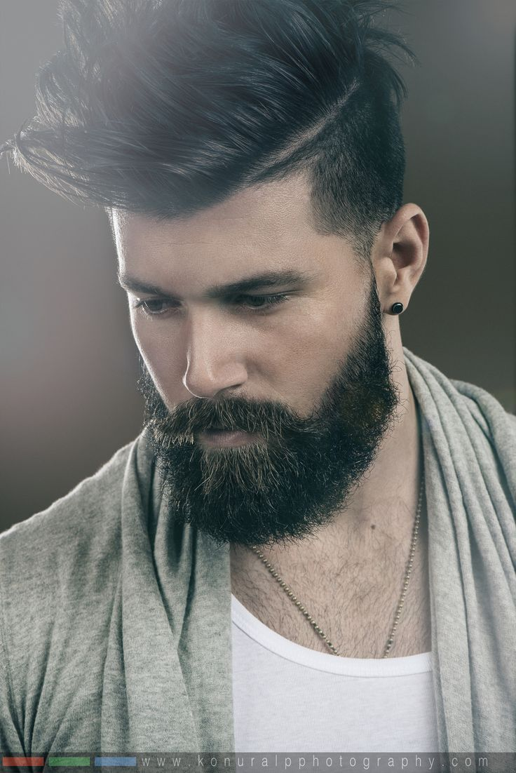 Fran-Male-Models-Netherlands_barba | Peinados de hombre ...