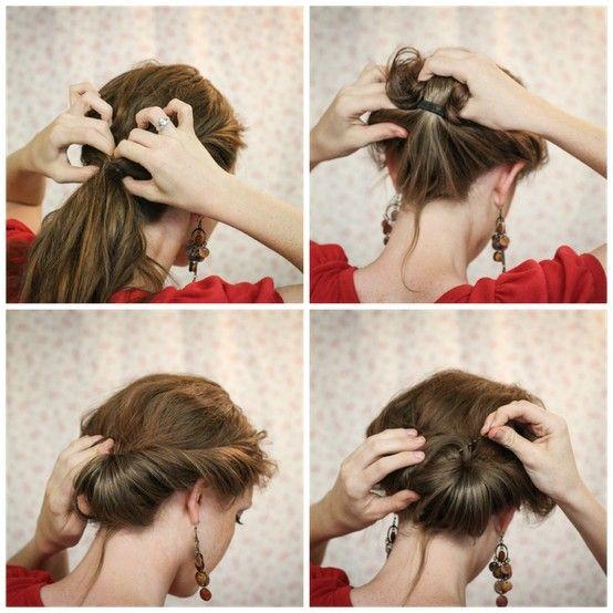 Fantástico peinado recogido http://mipagina.1001consejos.com/