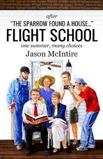 "Review of ""Flight School"" by Jason McIntire."