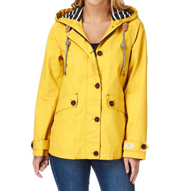 Ladies Fashionable Waterproof Jackets