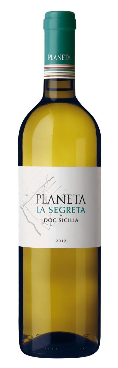La Segreta Bianco 2012 - Doc Sicilia  http://www.planeta.it/scheda-prodotto.php?prod=segreta_bianca
